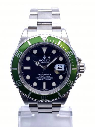 Rolex Submariner Watch 16610 LV