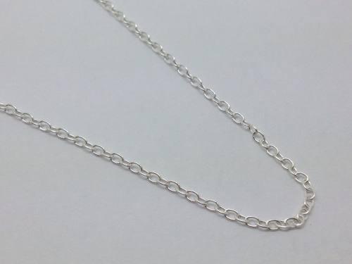 Silver Belcher Chain 20 Inch