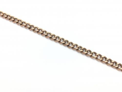 An Old Single Watch Chain 10 inches