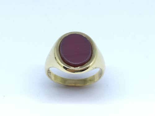 Gents Corneilian Ring