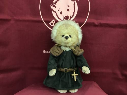 Friar Tuck Isabelle Collection Charlie Bear SJ5975