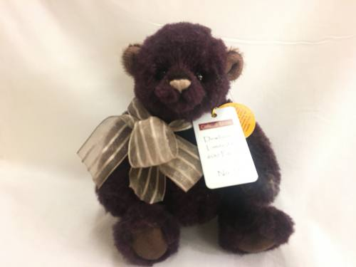Dewbeary Charlie Bear Minimo Collection MM206076A