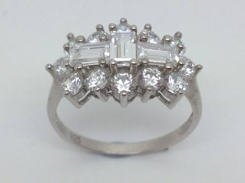 Ring 1ct Cz Ring