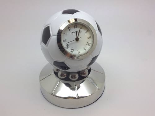 Miniature Clock - Rotating Football