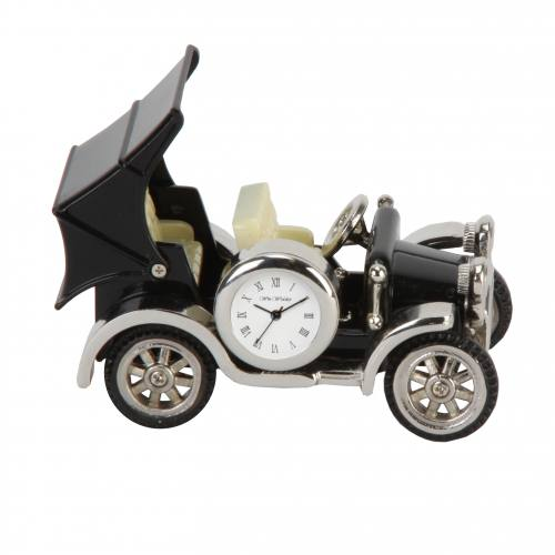 Miniature Clock - Vintage Car