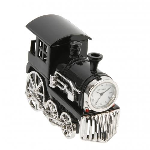 Miniature Clock - Steam Engine